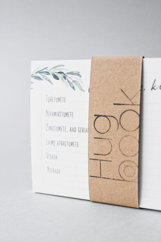 vestuvių svečių knyga hugabook