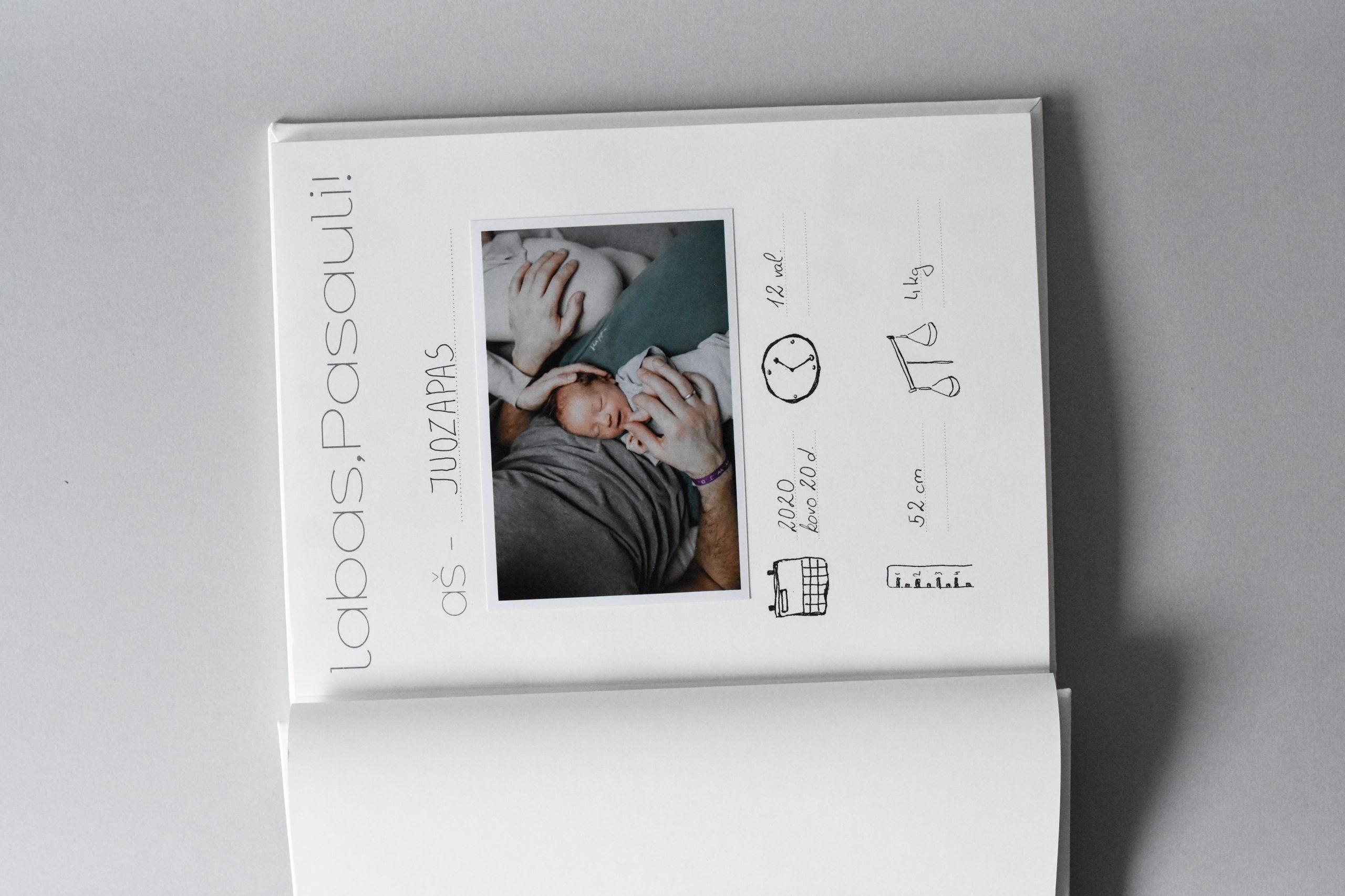Kūdikio knyga Miškas