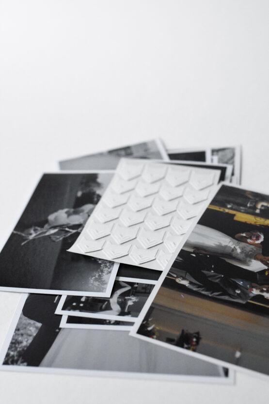 popieriniai nuotraukų kampučiai hugabook