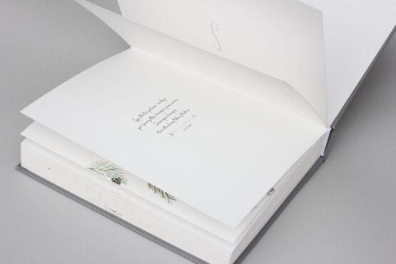 polaroid wedding guest book/ hug a book