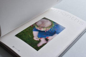 baby book by hug a book